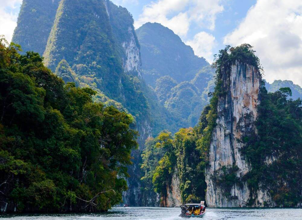 Khao Sok Safari tour